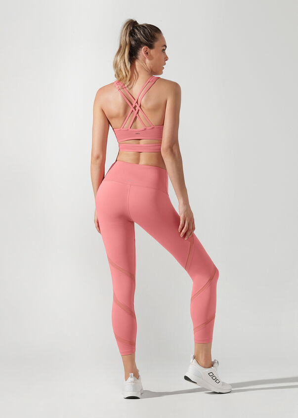 Agility Core Ankle Biter Tight, Quartz Pink, hi-res