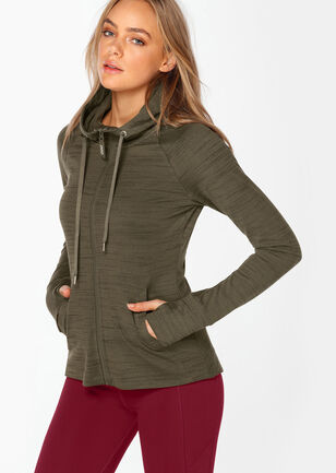 Unstoppable Active Jacket