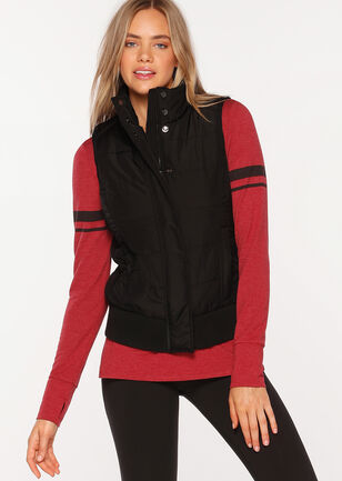 Ultimate S/Less Puffer Vest