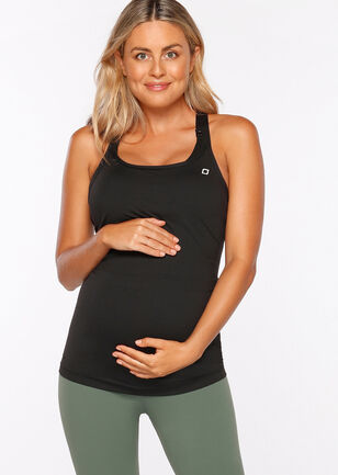 All Day Comfort Maternity Tank