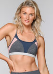 Hurricane Sports Bra, Canyon Marl Multi, hi-res