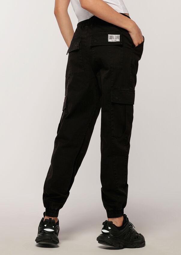 Utility Flashy Pant, Washed Black, hi-res