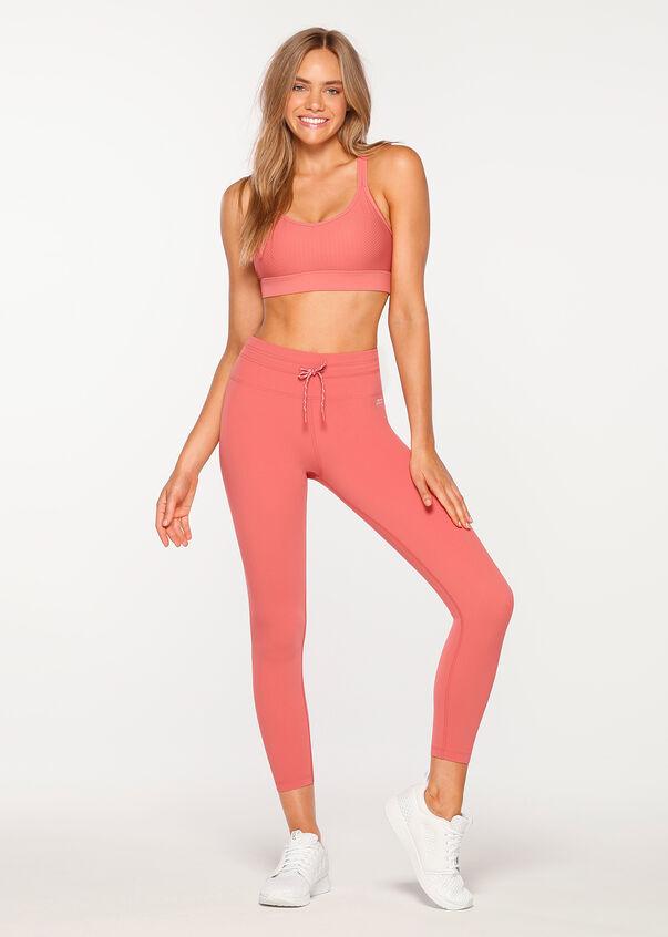 Lunar Sports Bra, Quartz Pink, hi-res