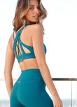 Cross Comfort Sports Bra, Everteal, hi-res