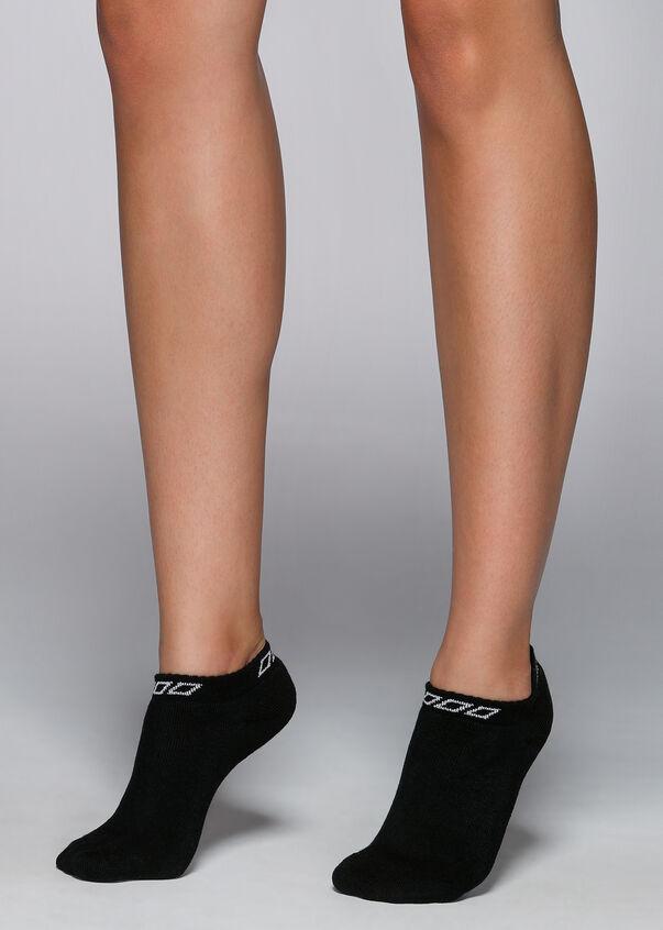 Iconic Sock, Black, hi-res