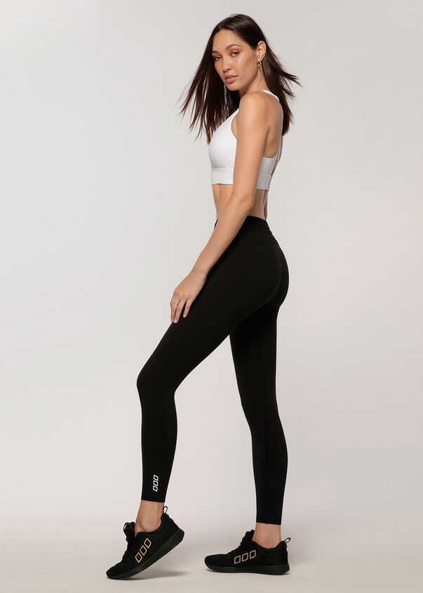 Balboa Full Length Leggings, Black, hi-res
