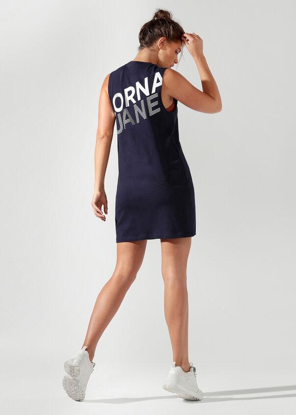 Everyday Dress, French Navy, hi-res