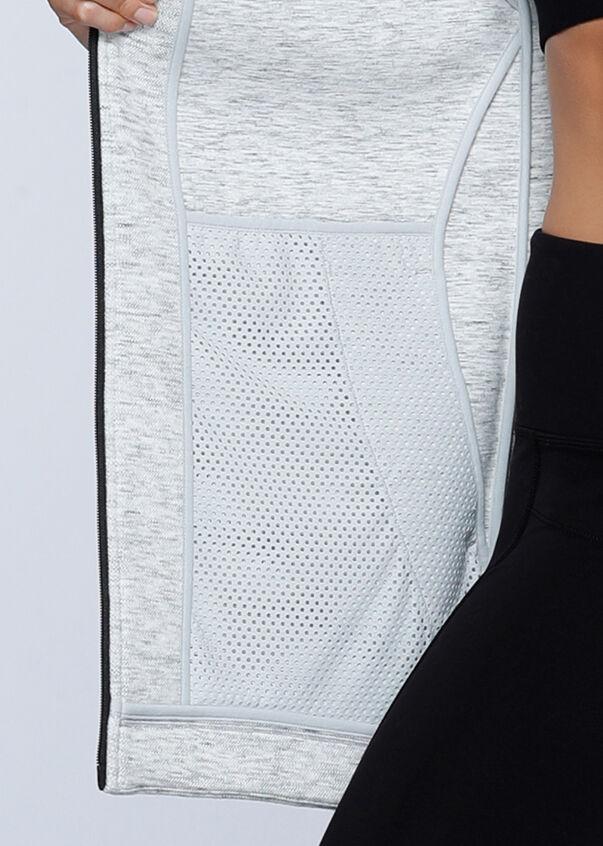 Everyday Tech Jacket, Grey Marl, hi-res