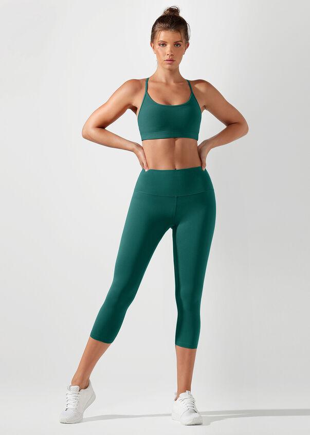 Ultimate Yoga 7/8 Tight, Amazon Green, hi-res
