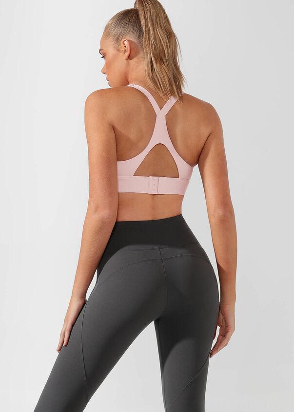 Stronger Sports Bra, Pale Peony, hi-res