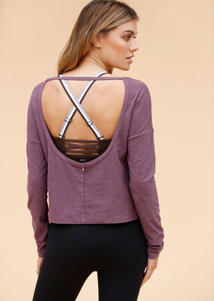 Mist Active Long Sleeve Top