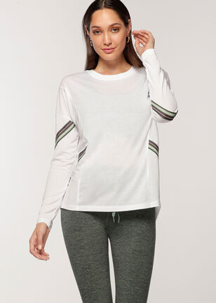 Athleisure Long Sleeve Top