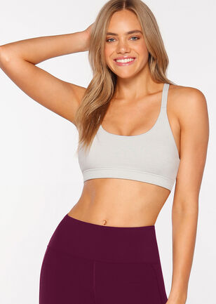 Knotted Yoga  Bra