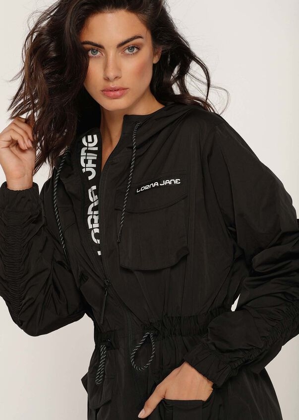 All Rounder Spray Jacket, Black, hi-res